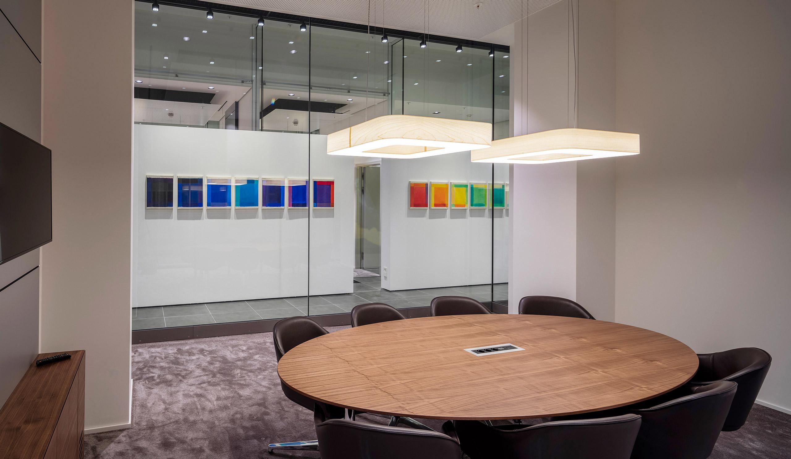 Bank Architektur Private Banking Bottler Lutz