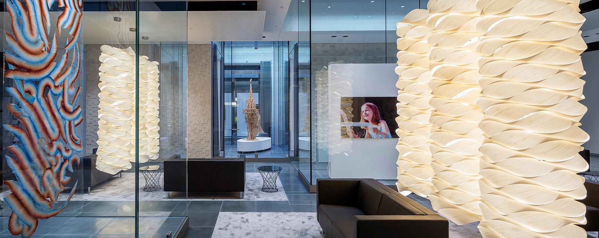 Bank Architektur Private Banking München