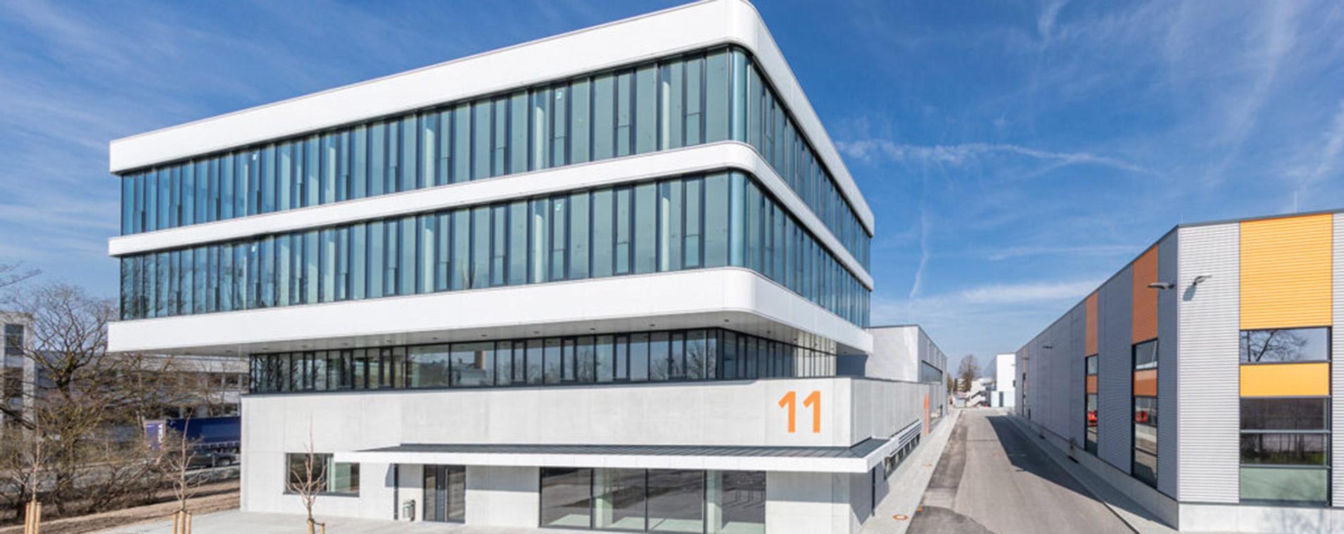 Büro Architektur Nova Neufahrn