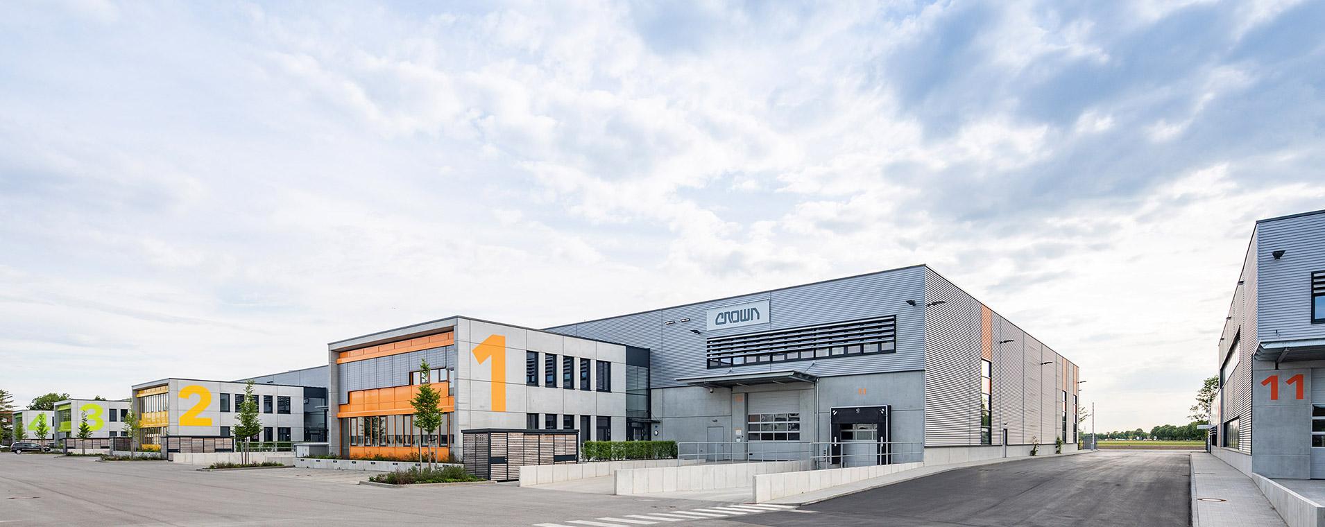 Industriearchitektur BEOS NOVA Neufahrn