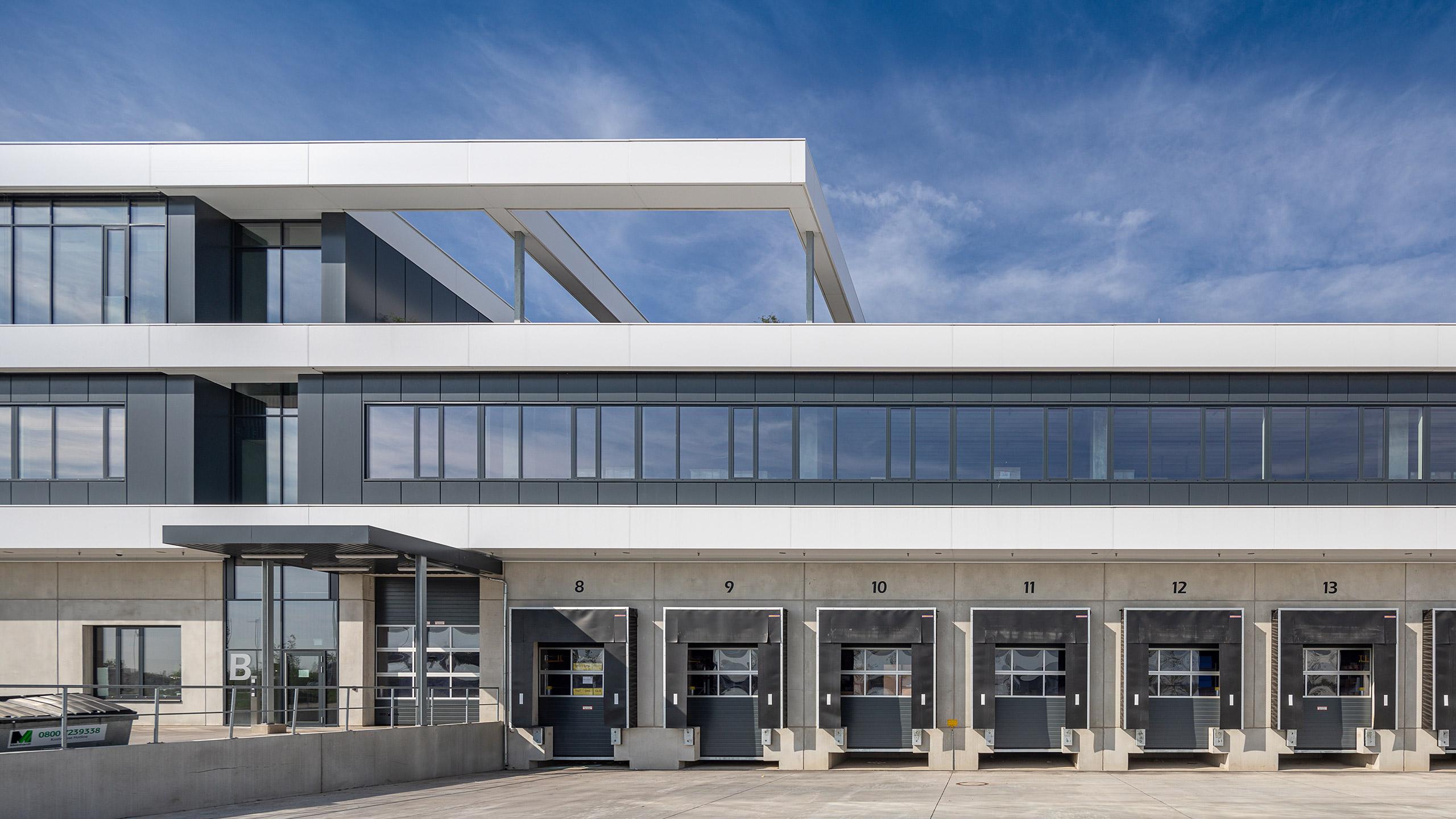 Logistik Architektur Bottler Lutz München