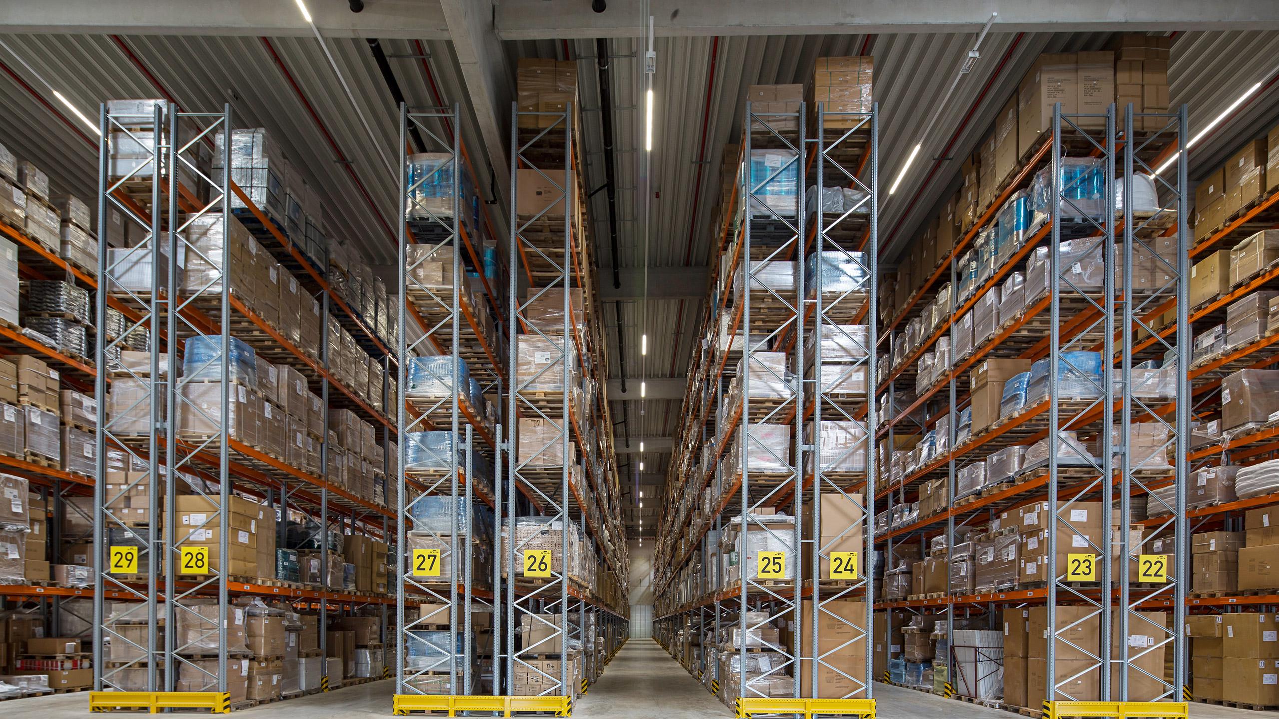 Logistik Architektur Immogate