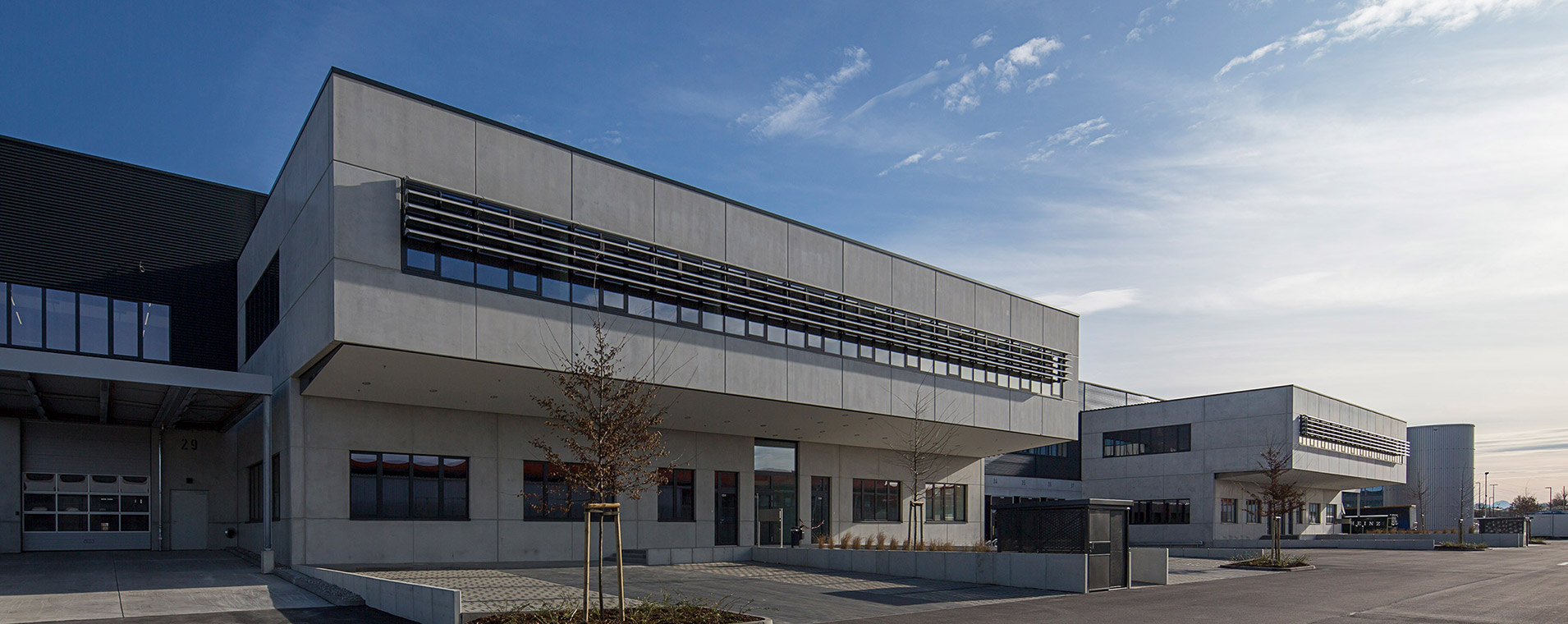 Logistik Architektur Immogate Parsdorf