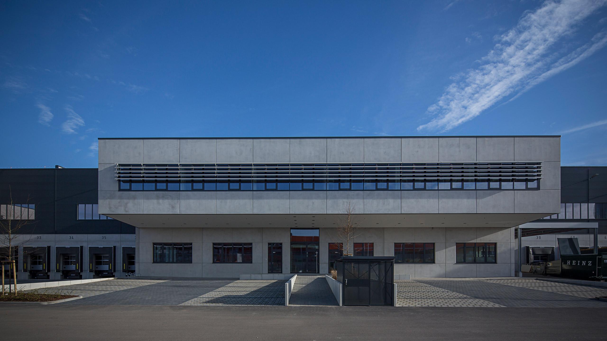 Logistik Architektur Immogate Parsdorf