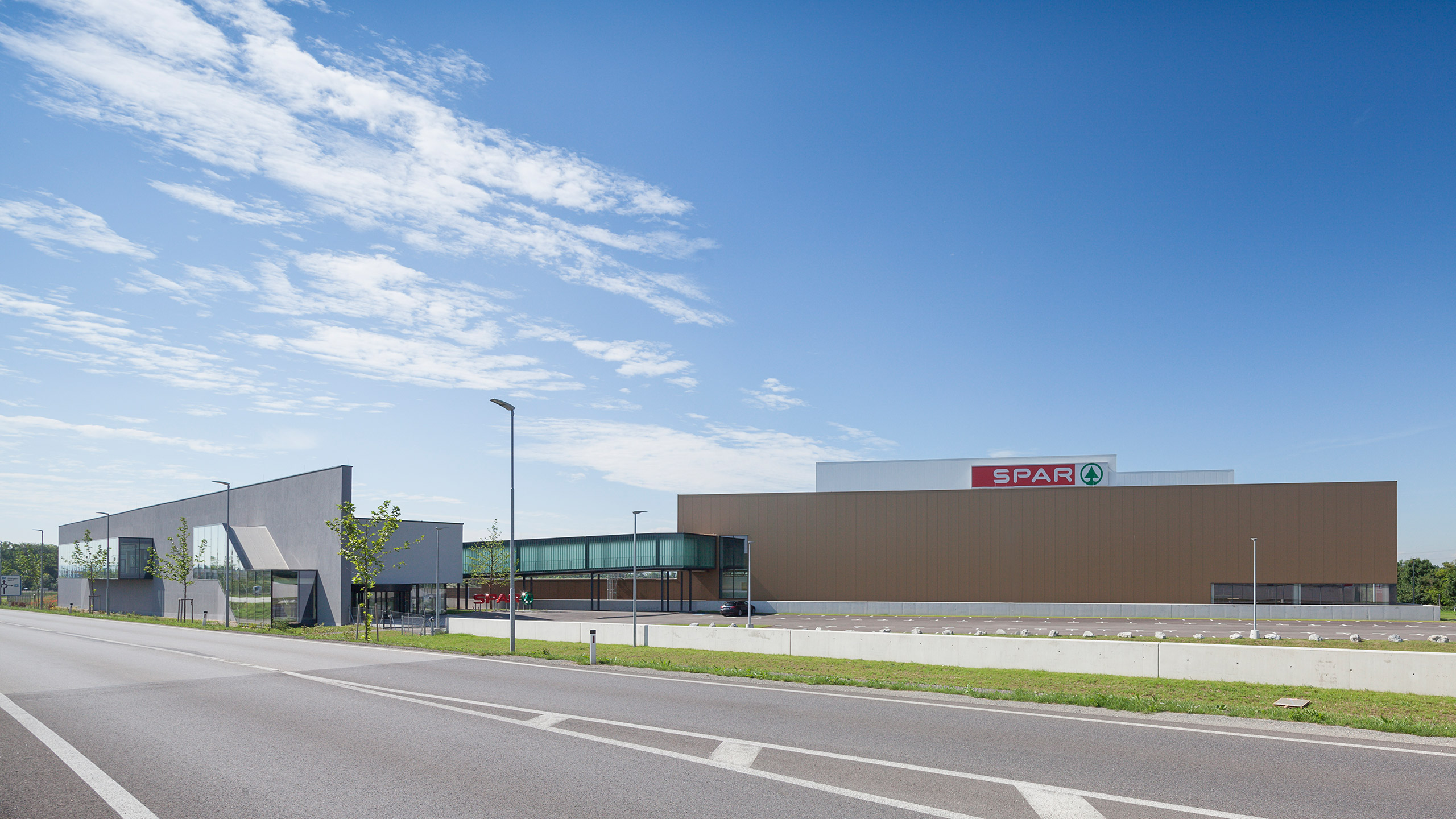 Logistik Architektur Spar