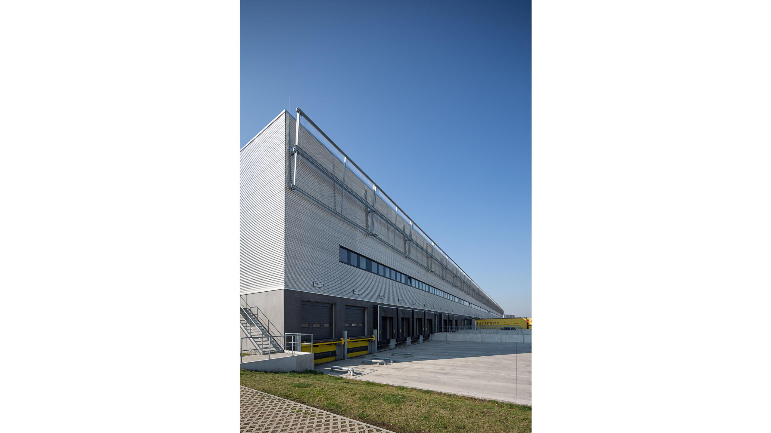 Logistik Architektur München
