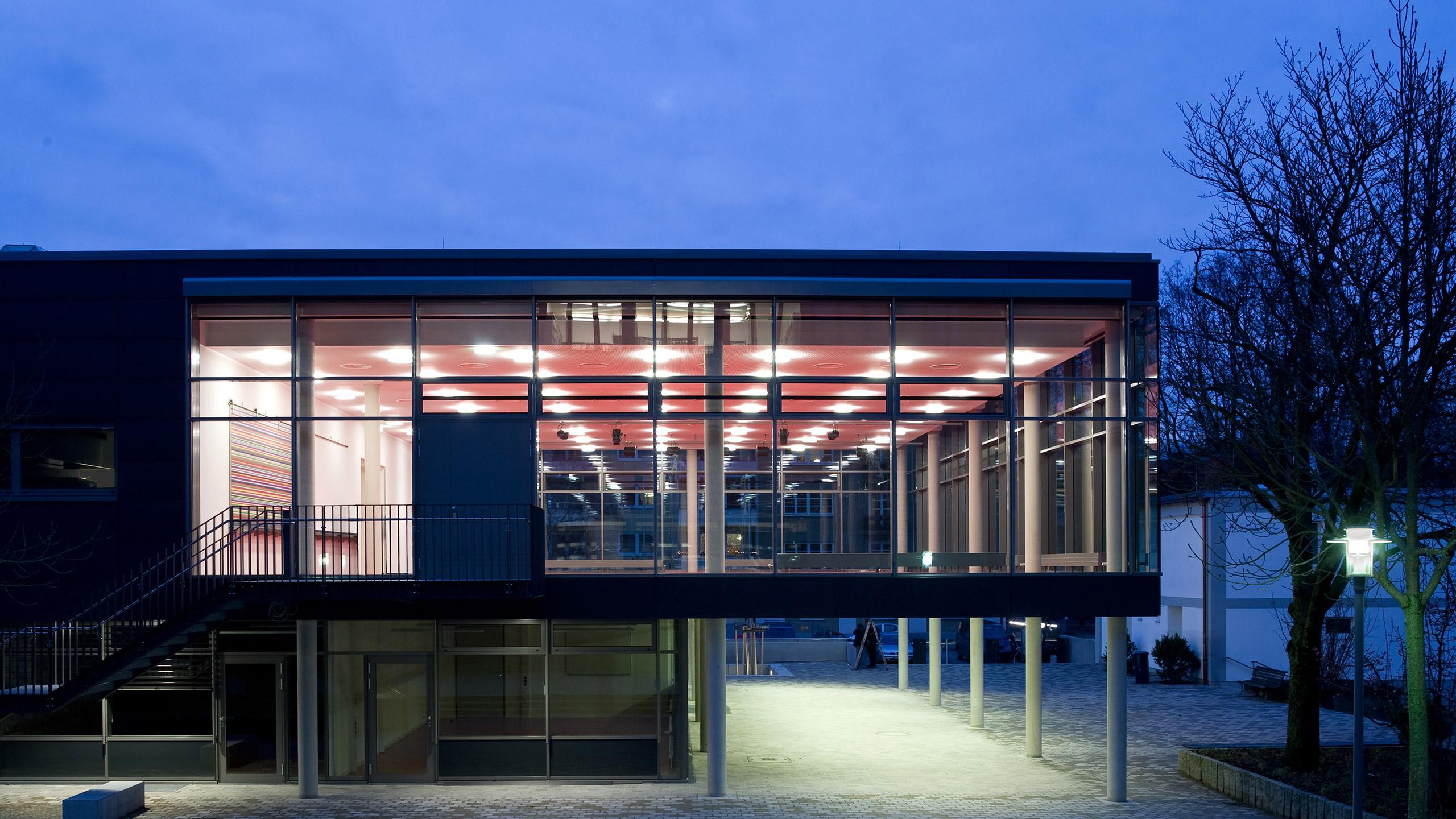 Mensa Architektur