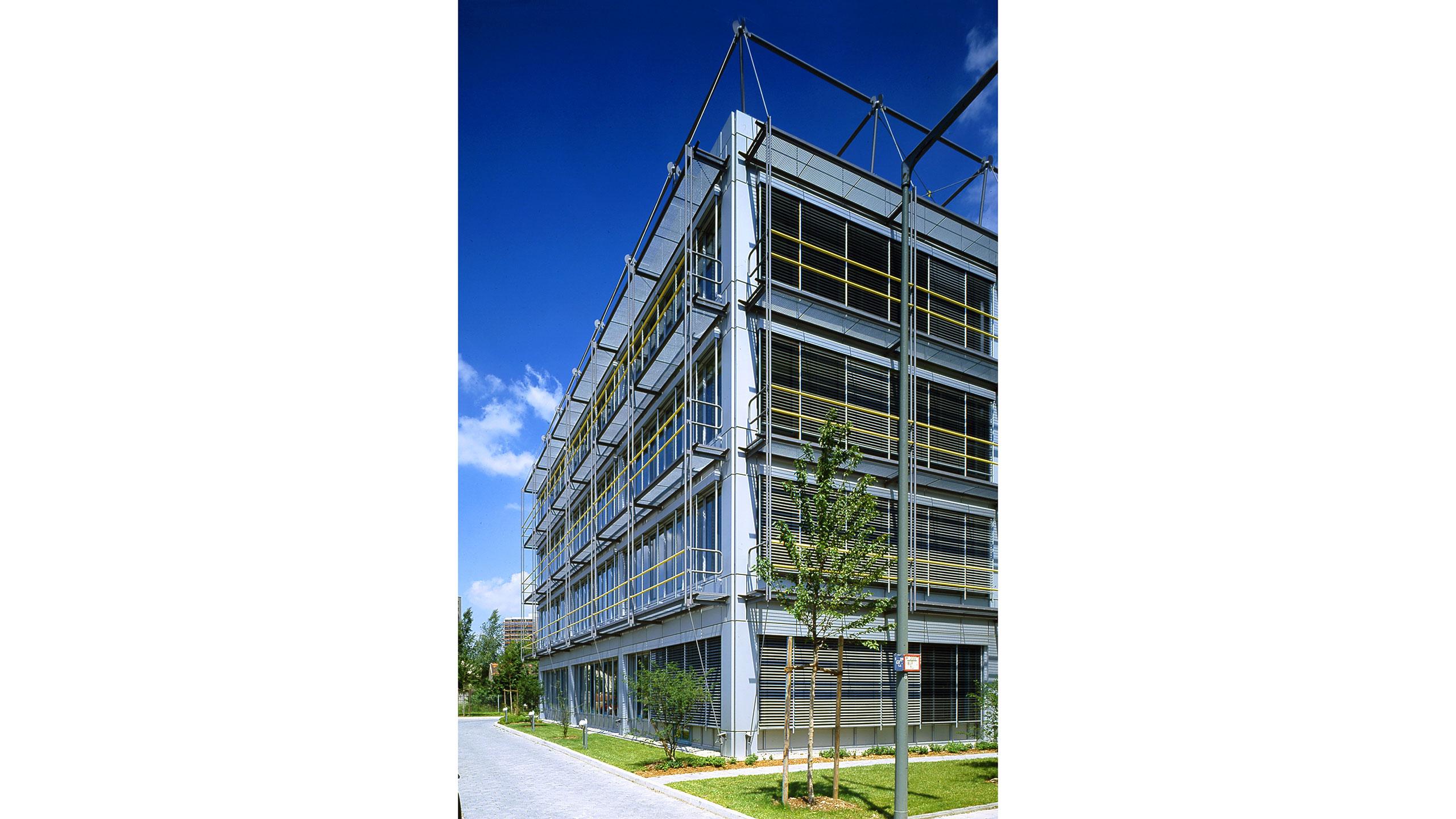 Architekt München Bürogebäude