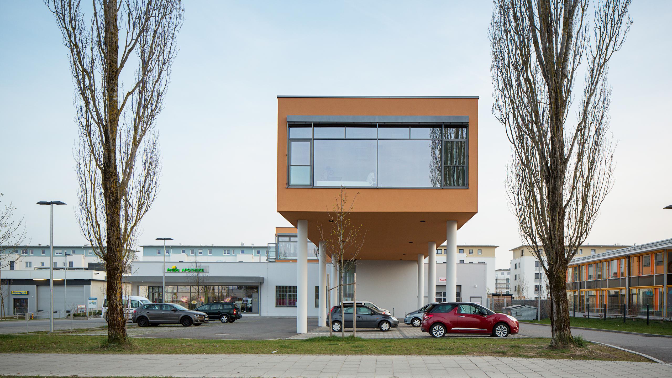 Apotheke Architektur Bottler Lutz Müncehn