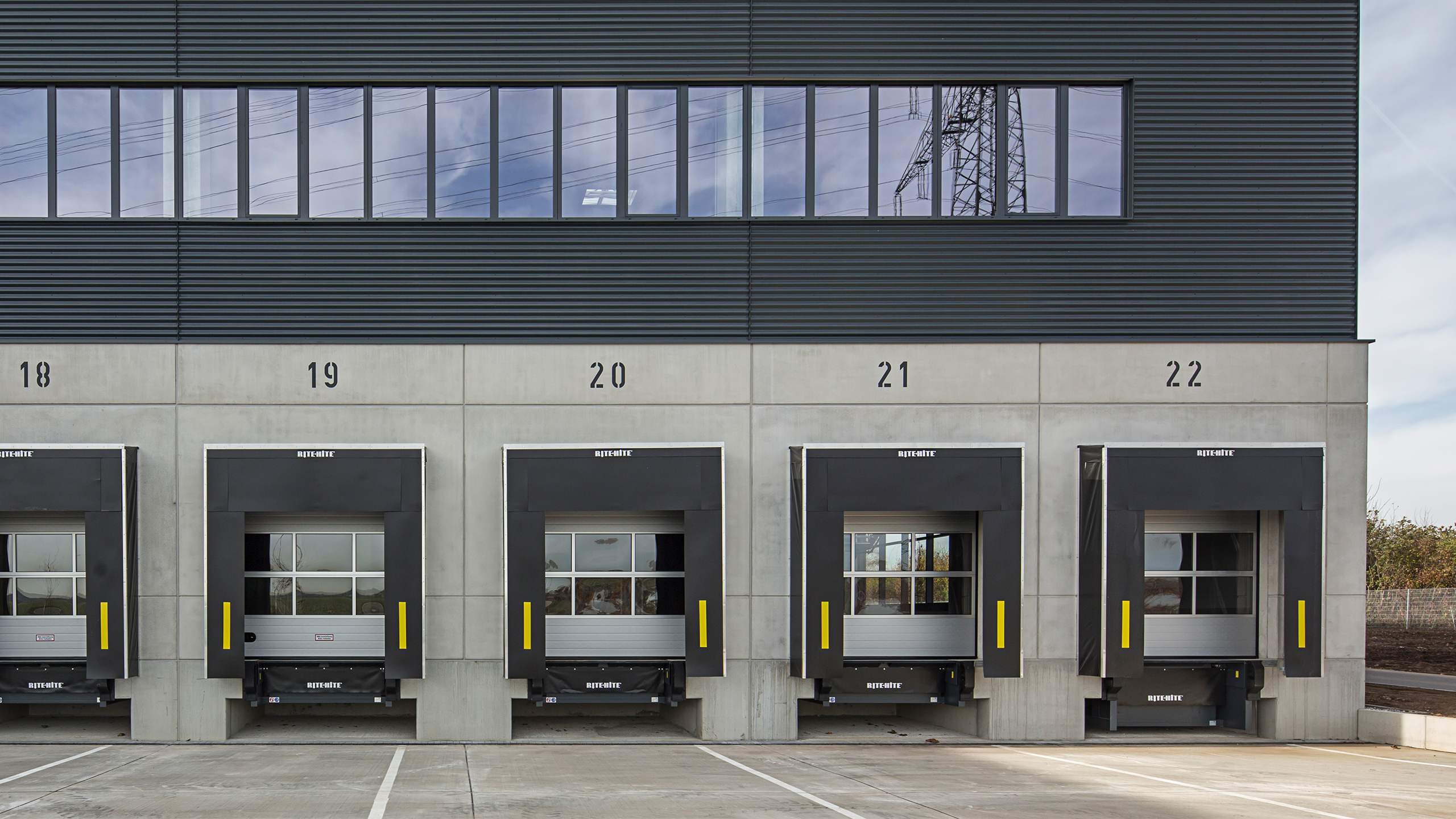 Logistik Architektur Bottler Lutz
