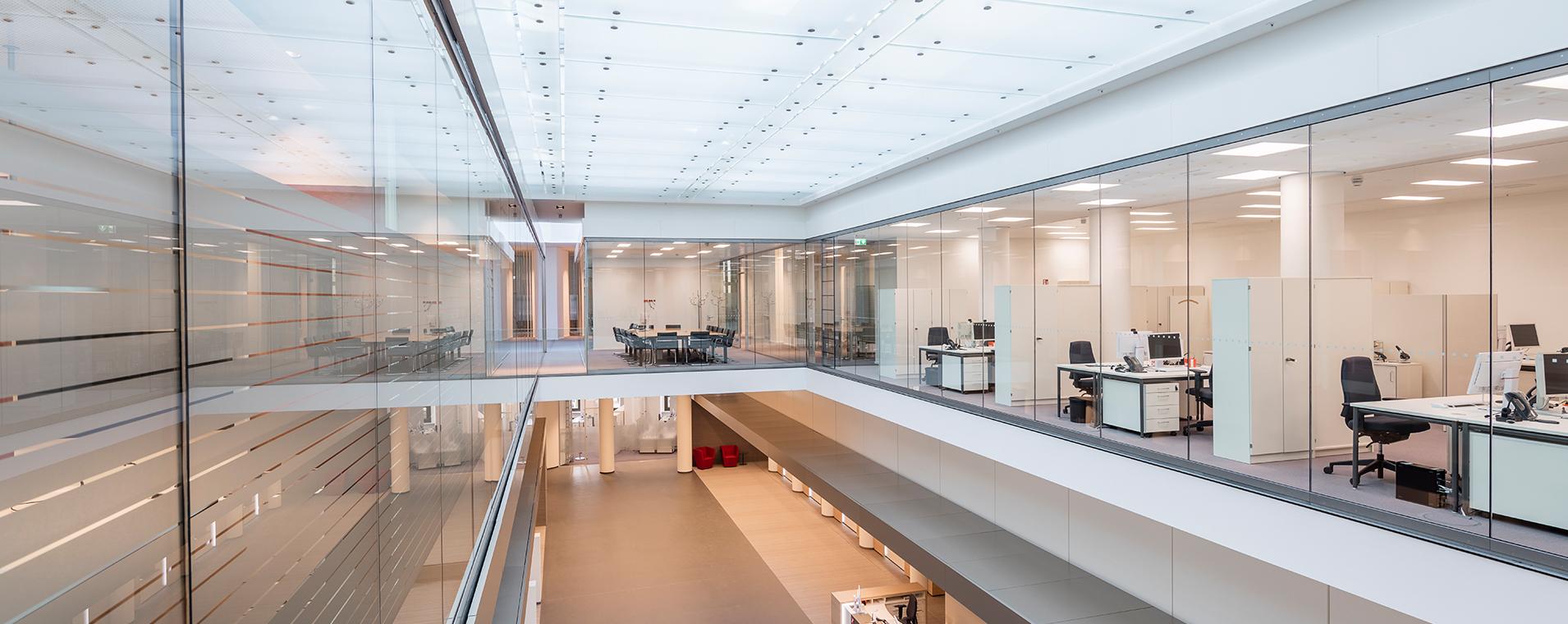 Banken Architektur HVB Bottler Lutz München