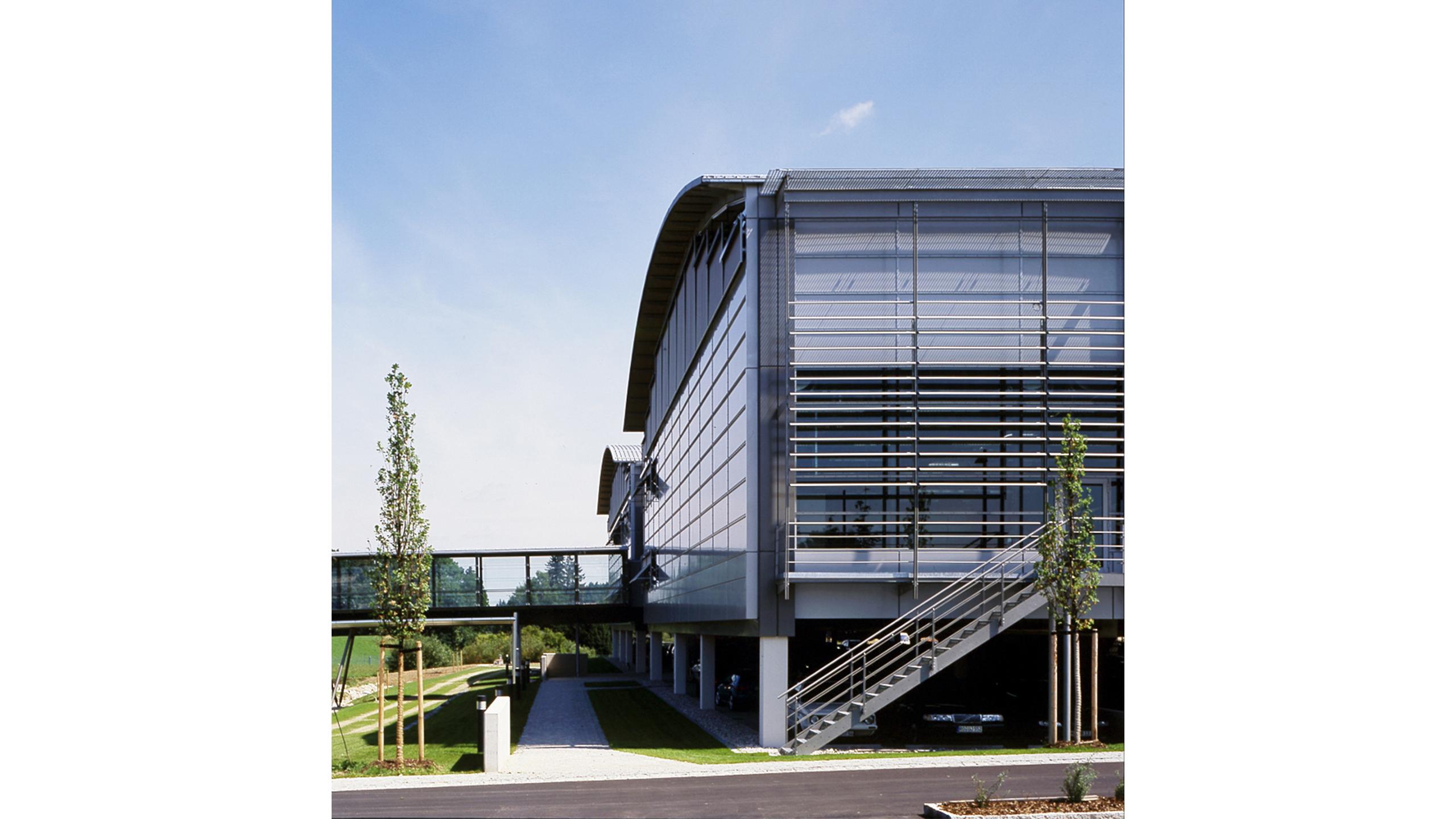 Industriearchitektur SZ Testsysteme