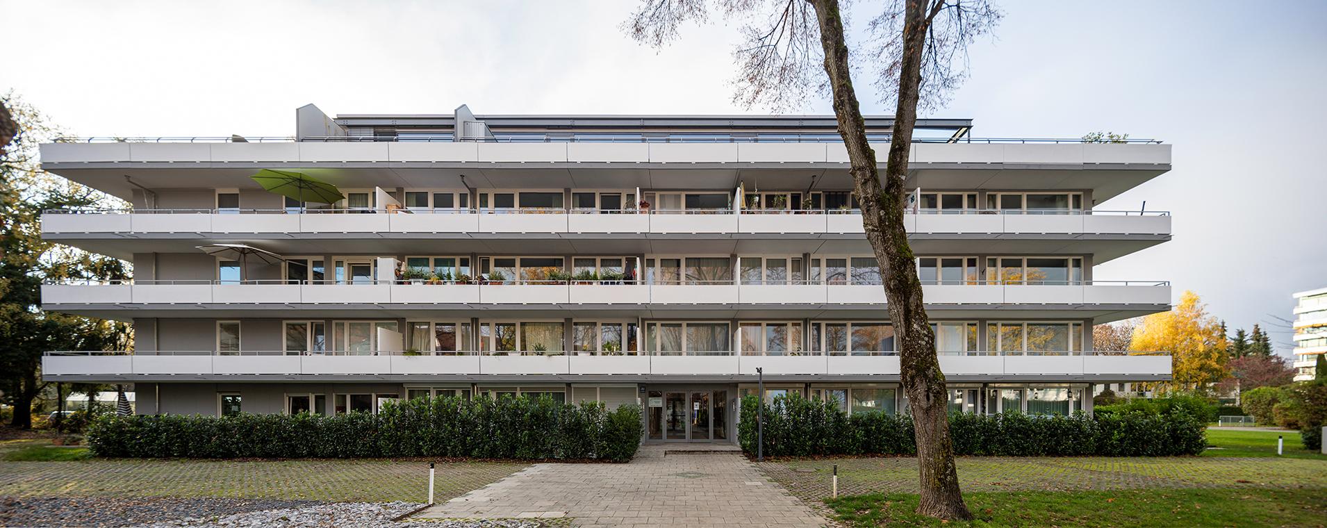 Bauen im Bestand Aufstockung Bottler Lutz Architekten