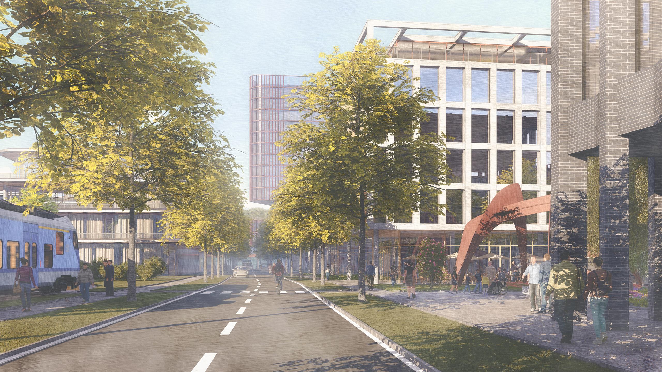 Bottler_Lutz_Architekten_Am_Schanzenberg_Architektur_Studie_Vision_Saarbrücken_Neubau_Quartier_AmSchanzenberg